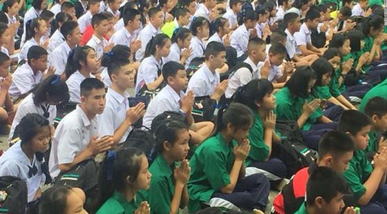 Giải cứu đội bóng Thái Lan: Khẩn trương trước đợt mưa lớn ảnh 1