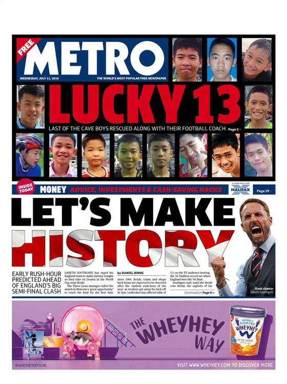 Báo chí thế giới đồng loạt ca ngợi hoạt động giải cứu tại Thái Lan ảnh 5