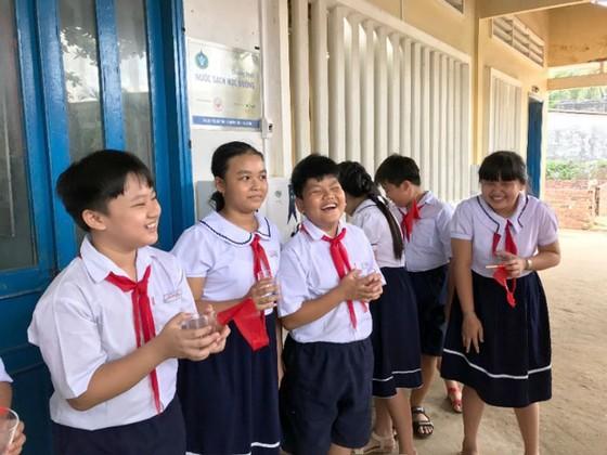 Giải bài toán nước sạch học đường tại huyện Thạnh Phú, Bến Tre  ảnh 1