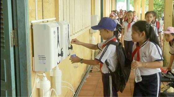 Giải bài toán nước sạch học đường tại huyện Thạnh Phú, Bến Tre  ảnh 3