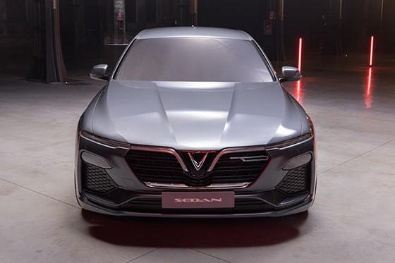 Xe VinFast có thiết kế của tương lai ảnh 3