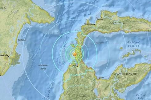 Động đất-sóng thần Indonesia: 30 người chết, hàng nghìn người không nơi trú ẩn ảnh 1
