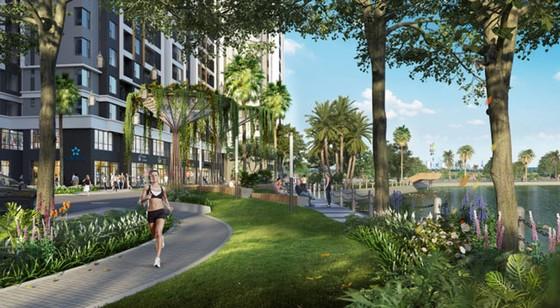 Dự án căn hộ Safira Khang Điền: Nhân tố mới khu Đông bừng sáng ảnh 3