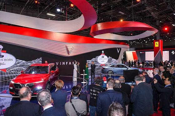 """VinFast được vinh danh giải thưởng """"Ngôi sao mới"""" tại Paris Motor Show  ảnh 3"""