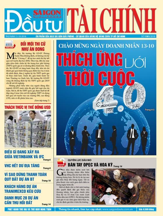 Đón đọc ĐTTC phát hành thứ năm ngày 11-10 ảnh 1