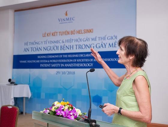 Vinmec: Bệnh viện gây mê phẫu thuật an toàn nhất Đông Nam Á  ảnh 2