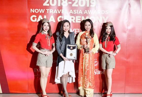 """Vietjet được vinh danh """"Đồng phục tiếp viên đẹp nhất Châu Á"""" 2018 ảnh 1"""