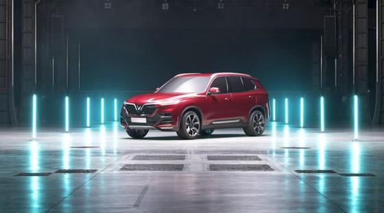 VinFast ra mắt 3 dòng sản phẩm ô tô, xe máy điện ảnh 1