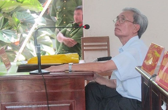 Hủy án phúc thẩm, giữ nguyên bản án 3 năm tù giam đối với Nguyễn Khắc Thủy ảnh 1