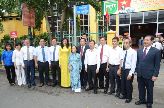 Một con đường được đặt tên Thầy thuốc Nhân dân Dương Quang Trung ảnh 3