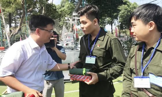 Gần 4.500 thanh niên TPHCM lên đường nhập ngũ ảnh 6