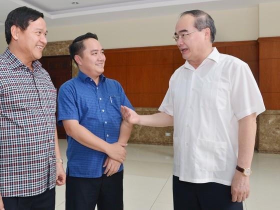 Bí thư Thành ủy TPHCM Nguyễn Thiện Nhân: Nâng cao tỷ lệ thu hồi tài sản tham nhũng ảnh 1