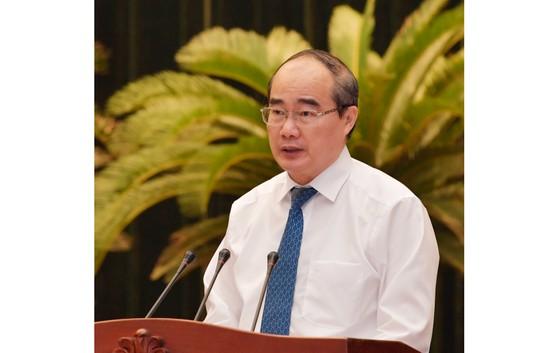"""Bí thư Thành ủy TPHCM Nguyễn Thiện Nhân: """"Muốn chống bạo loạn, cái gốc là an dân"""" ảnh 1"""