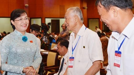 Kỳ họp thứ 9 HĐND TPHCM khóa IX: Xem xét hiệu quả quản lý đất công ảnh 2