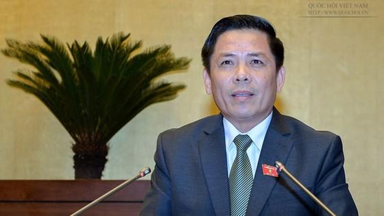 Bộ trưởng Nguyễn Văn Thể báo cáo giải pháp xử lý các vấn đề của BOT ảnh 1