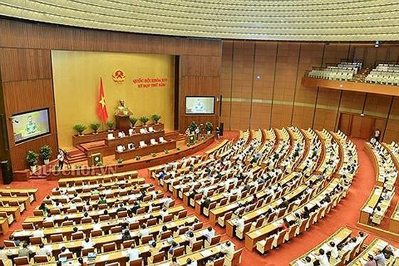 Cuối năm 2019 Kỳ họp thứ 8, Quốc hội mới cho ý kiến sửa đổi, bổ sung Luật Thuế bảo vệ môi trường ảnh 1