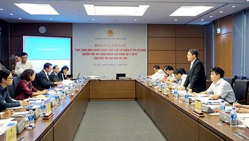 Nhà tài trợ nước ngoài kiến nghị sửa Luật Đầu tư công  ảnh 1