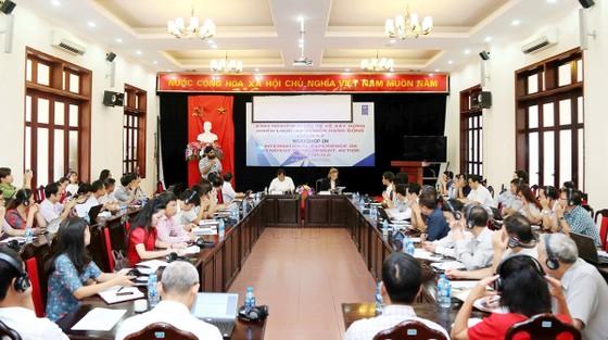 Đề xuất thành lập cơ quan cấp quốc gia về vận hành nền kinh tế thông minh   ảnh 1