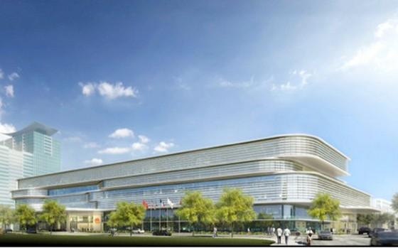 Lấy ý kiến người dân về thiết kế công trình mở rộng trụ sở HĐND và UBND TPHCM ảnh 1