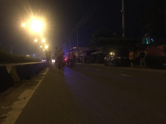 Một người tử vong sau tiếng nổ lớn trên đường phố TPHCM ảnh 4