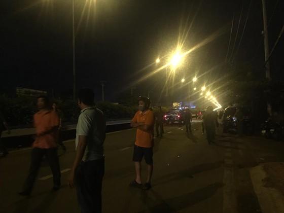Một người tử vong sau tiếng nổ lớn trên đường phố TPHCM ảnh 1