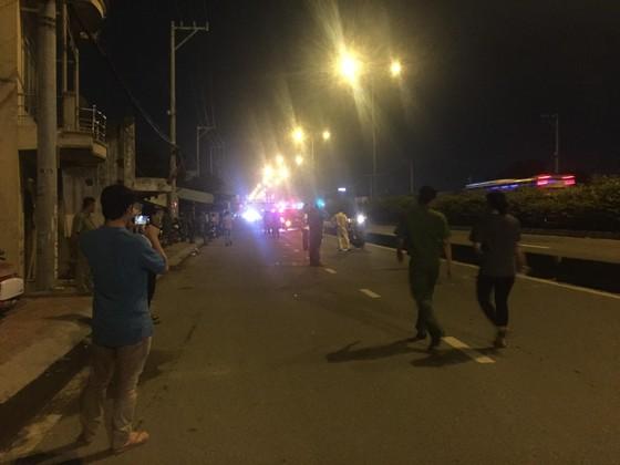 Một người tử vong sau tiếng nổ lớn trên đường phố TPHCM ảnh 6