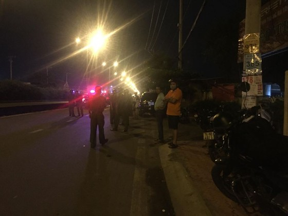 Một người tử vong sau tiếng nổ lớn trên đường phố TPHCM ảnh 8