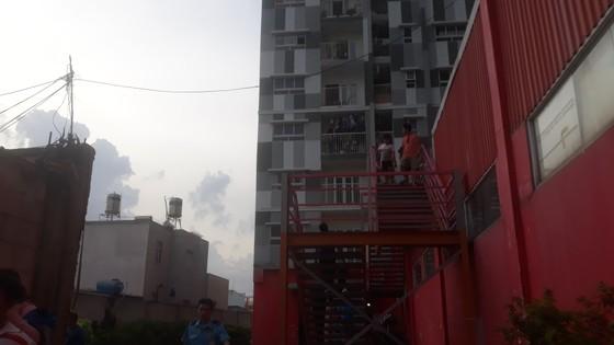 Cháy chung cư I-Home, hàng trăm cư dân hốt hoảng tháo chạy  ảnh 3