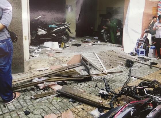 Công an TPHCM họp báo vụ nổ ở trước trụ sở công an phường 12, quận Tân Bình ảnh 7