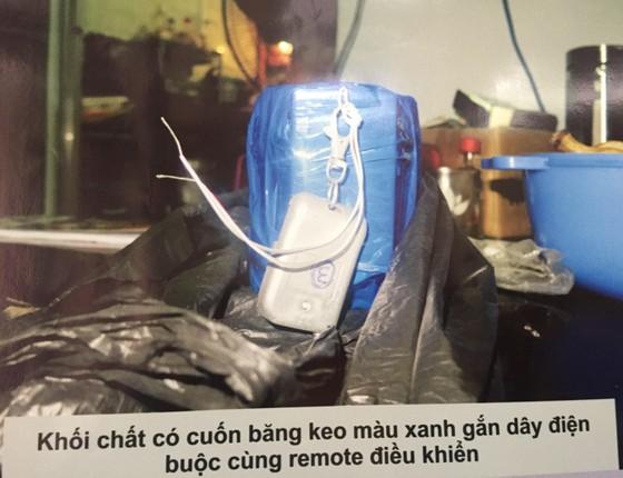 Công an TPHCM họp báo vụ nổ ở trước trụ sở công an phường 12, quận Tân Bình ảnh 16