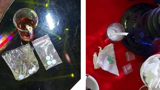 Nhiều dân chơi nghi phê ma túy ở quán bar Paradise ảnh 1