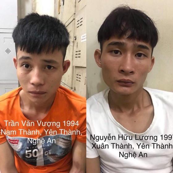 Bắt 2 tên trộm cắp ở vùng giáp ranh TPHCM-Bình Dương ảnh 1