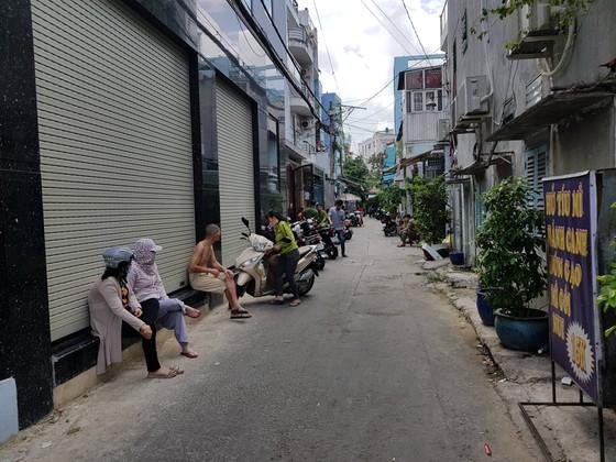Người phụ nữ nghi bị giết, cướp tài sản ở quận Tân Phú ảnh 3