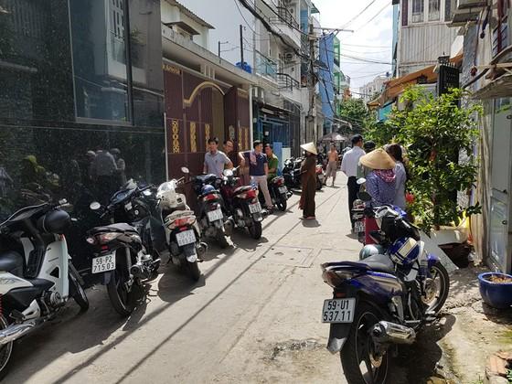 Người phụ nữ nghi bị giết, cướp tài sản ở quận Tân Phú ảnh 2