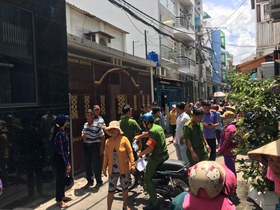 Người phụ nữ nghi bị giết, cướp tài sản ở quận Tân Phú ảnh 1