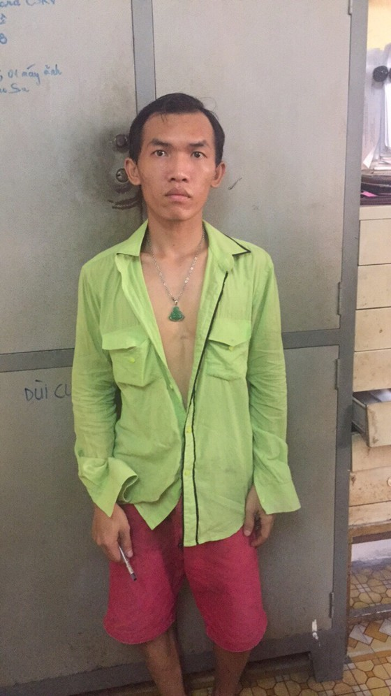 Triệt phá băng nhóm cướp tài sản tấn công người dân hết sức tào tợn ở TPHCM ảnh 2