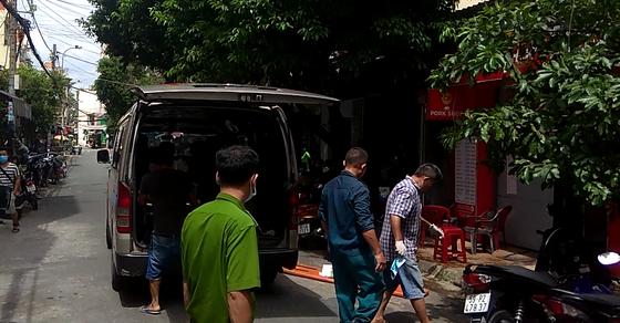 Một người nước ngoài tử vong tại nhà trọ ở quận Tân Bình ảnh 4