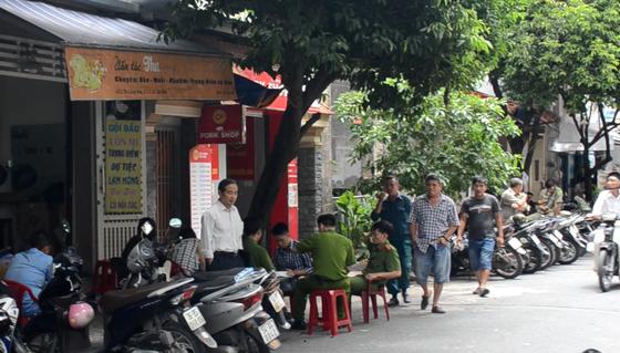 Một người nước ngoài tử vong tại nhà trọ ở quận Tân Bình ảnh 2