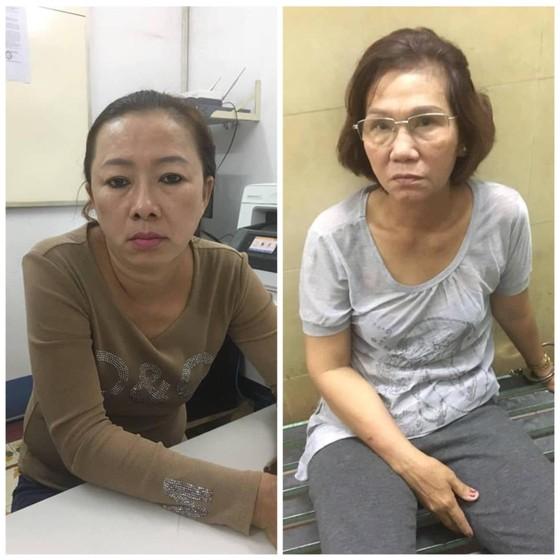 Bắt hai người phụ nữ trộm tài sản của nữ du khách nước ngoài ảnh 1