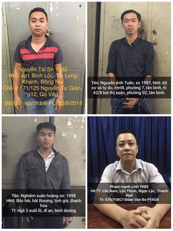 Chủ doanh nghiệp ở TPHCM bị nhóm giang hồ buôn ma tuý bắt cóc đòi tiền chuộc ảnh 1