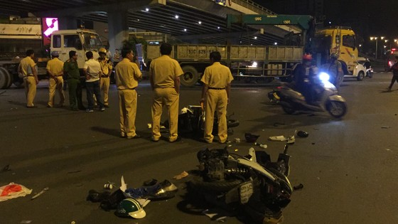 Thông tin bất ngờ về nữ tài xế ô tô say xỉn tông hàng loạt xe, một người chết ảnh 5