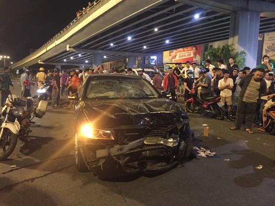 "Khởi tố, bắt tạm giam nữ tài xế xe ""điên"" gây tai nạn kinh hoàng tại ngã tư Hàng Xanh ảnh 2"