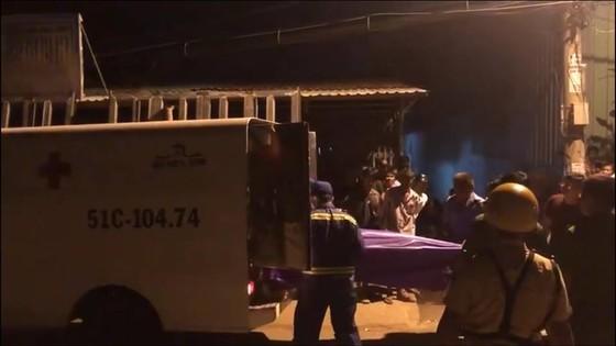 Người phụ nữ tử vong ở nhà vệ sinh nghi bị giết cướp tài sản ảnh 3