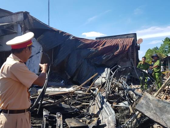 Vụ cháy xe bồn chở xăng ở Bình Phước: Xe bồn chạy với tốc độ gần 100km/h ảnh 3