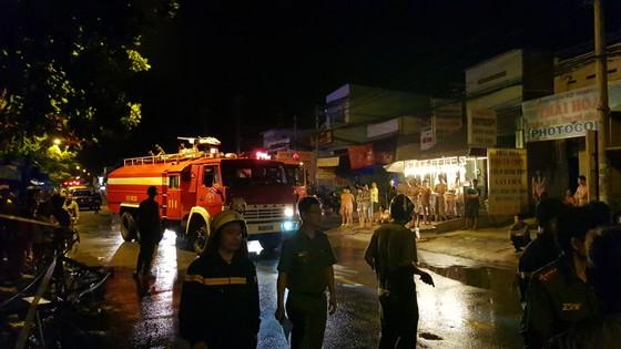 Cháy dãy trọ, một nữ công nhân tử vong ảnh 15
