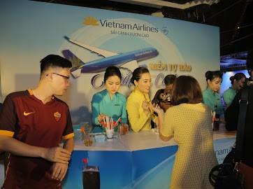 """Mua vé ưu đãi tại sự kiện Vietnam Airlines """"Niềm tự hào chắp cánh"""" ảnh 1"""