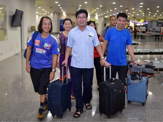 Tiễn đoàn Thể thao Việt Nam tham dự ASIAD 2018  ảnh 2