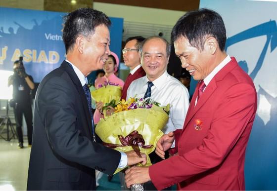 Tiễn đoàn Thể thao Việt Nam tham dự ASIAD 2018  ảnh 1