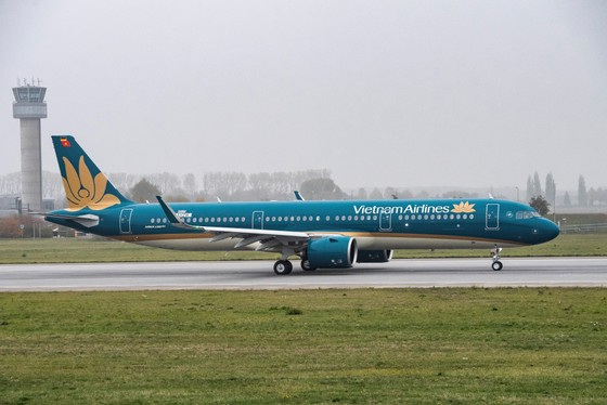 Vietnam Airlines đón máy bay A321neo đầu tiên ảnh 1