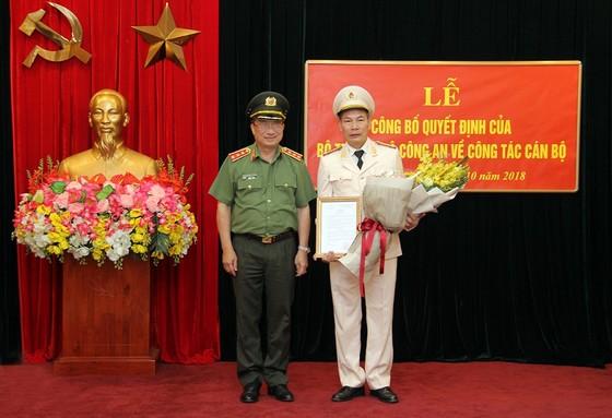 Giám đốc Công an tỉnh Phú Thọ làm Chánh Thanh tra Bộ Công an ảnh 1